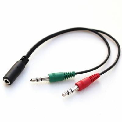 Dây chuyển đổi 2 thành 1 audio 3.5