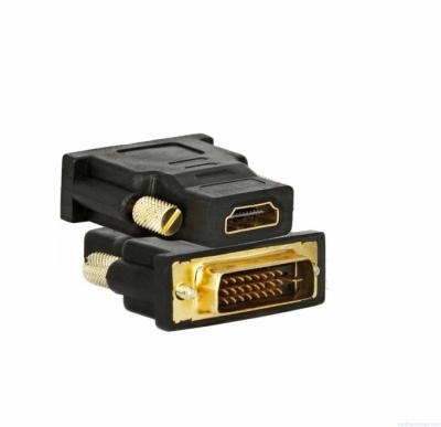 Đầu chuyển DVI 24+1 sang HDMI