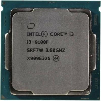 BỘ XỬ LÝ INTEL® CORE™ I3-9100F (3.6 GHZ/4MB) SK1151