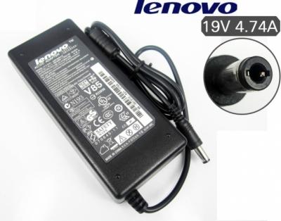 Sạc Laptop Lenovo 19V- 4.7A- 90W 7.9mm*5.5mm zin