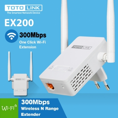 Bộ Kích Sóng Totolink EX200