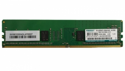 RAM PC Kingmax 4GB DDR4 Bus 2666MHz