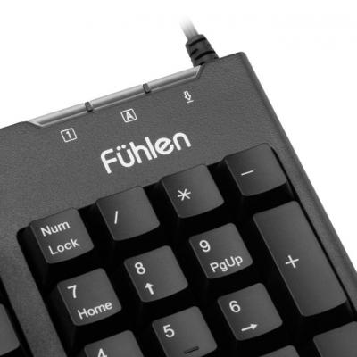 Bàn Phím Game Fuhlen L411