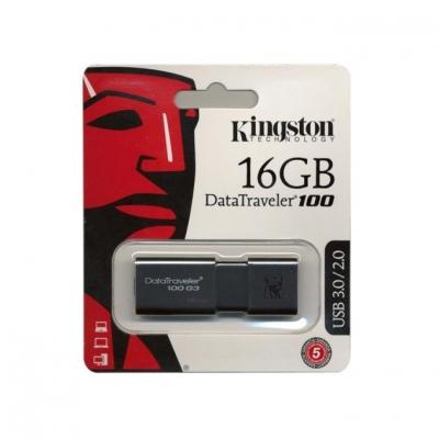USB Kingston 16GB USB 3.0 DT100G316GB