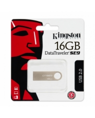 USB 2.0 Kingston DataTraveler SE9 16GB (bạc)