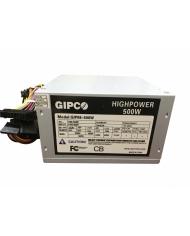 Nguồn máy tính 500W Gipco FAN 8