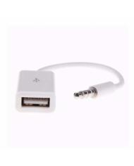 Dây chuyển đổi USB to Audio 3.5