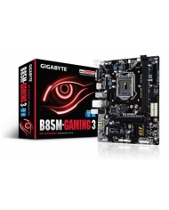 MAIN GIGABYTE B85M-GAMING3 (Socket 1150)