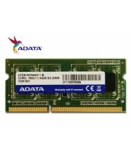 RAM Laptop Adata PC3L 4GB Bus 1600Mhz