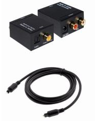 Bộ Chuyển Đổi Digital To Analog Audio