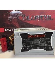 Nguồn máy tính 500W Goldtech FAN 12