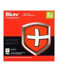 Phần mềm diệt virus BKAV thời hạn 12 tháng