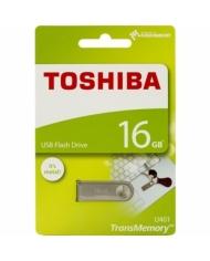 USB Toshiba U401 2.0 - 16GB - Chất Liệu Nhôm