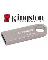 USB 2.0 Kingston DataTraveler SE9 16GB (bạc)