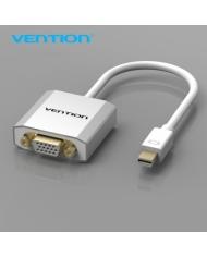 Cáp chuyển đổi Vention mini DP to VGA (alimnium)